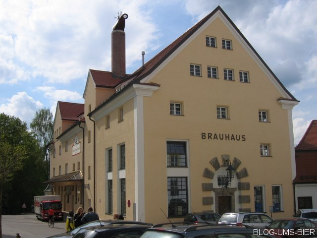 Sternfahrt zur Kloster-Brauerei Scheyern - BLOG-UMS-BIER
